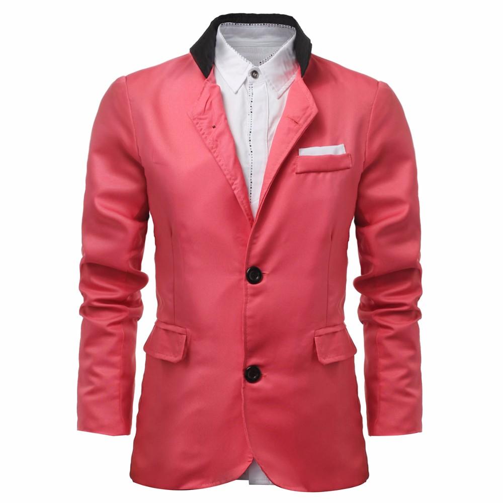 casual solid slim fit blazer elegant man store. Black Bedroom Furniture Sets. Home Design Ideas
