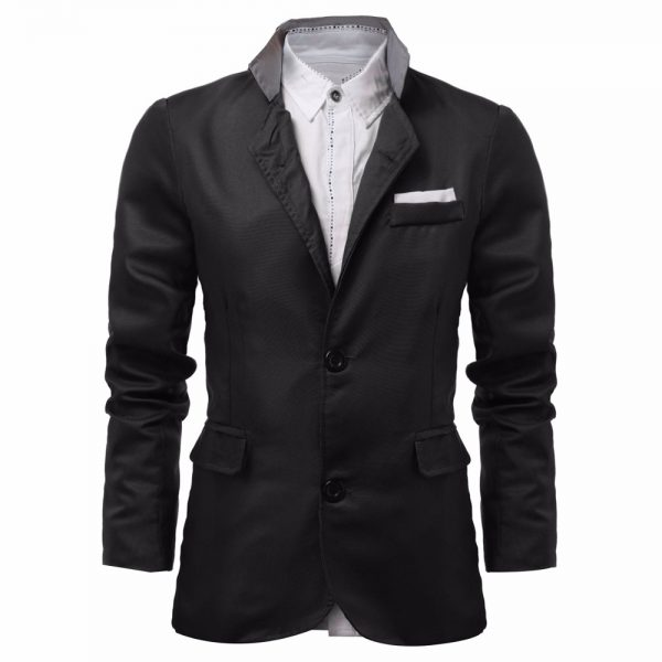 casual-solid-slim-fit-blazer-2