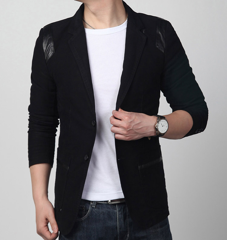 mens casual blazer m1