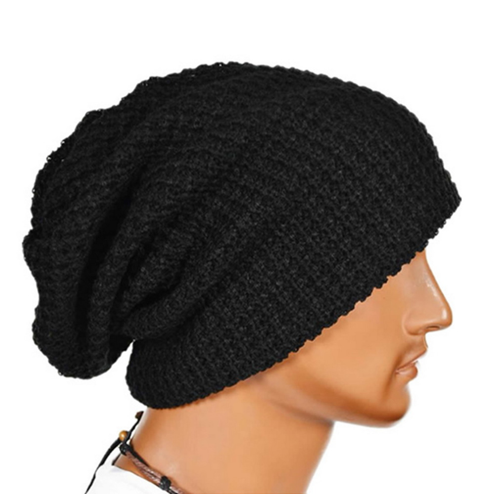 Warm Winter Knit Cap Unisex