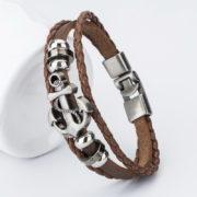 bangle-handmade-leather-anchor-5