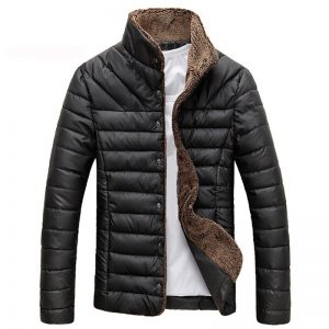 Men Winter Jacket Warm Casual