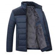 Men'S Winter Down Jacket-1