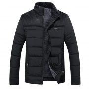 Men'S Winter Down Jacket-3