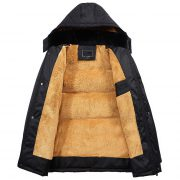 Men'S Winter Parka Jacket-2