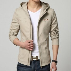 Men's Casual Hooded Blazers-1