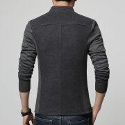 Men's Woolen Blazer-4