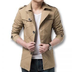 Casual Men'S Coats3