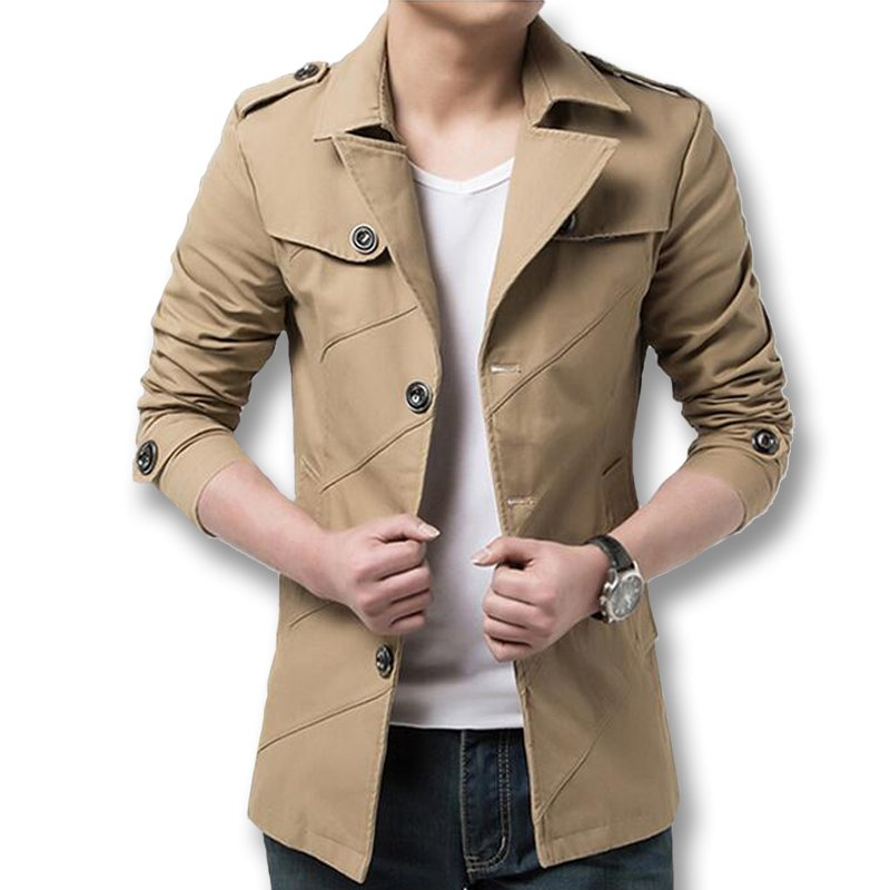 Casual Men'S Coats