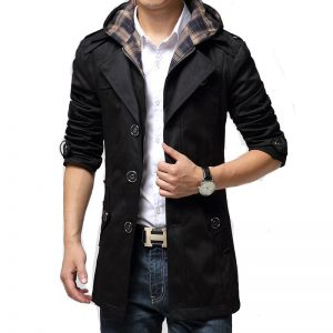 Men'S Coats British Style1