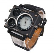 Watch With 3 Time Zone2