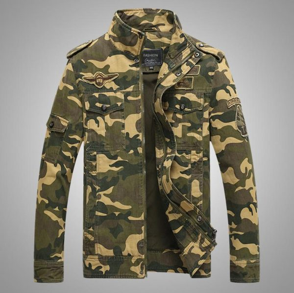 Military Windbreaker Airborn