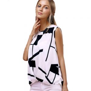 Fashion Summer Women'S T-Shirt-3