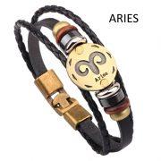 Fashion Bracelets Zodiac Signs-11