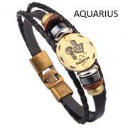Fashion Bracelets Zodiac Signs-2