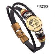 Fashion Bracelets Zodiac Signs-3