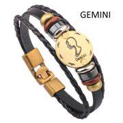 Fashion Bracelets Zodiac Signs-5