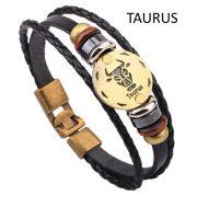 Fashion Bracelets Zodiac Signs-9