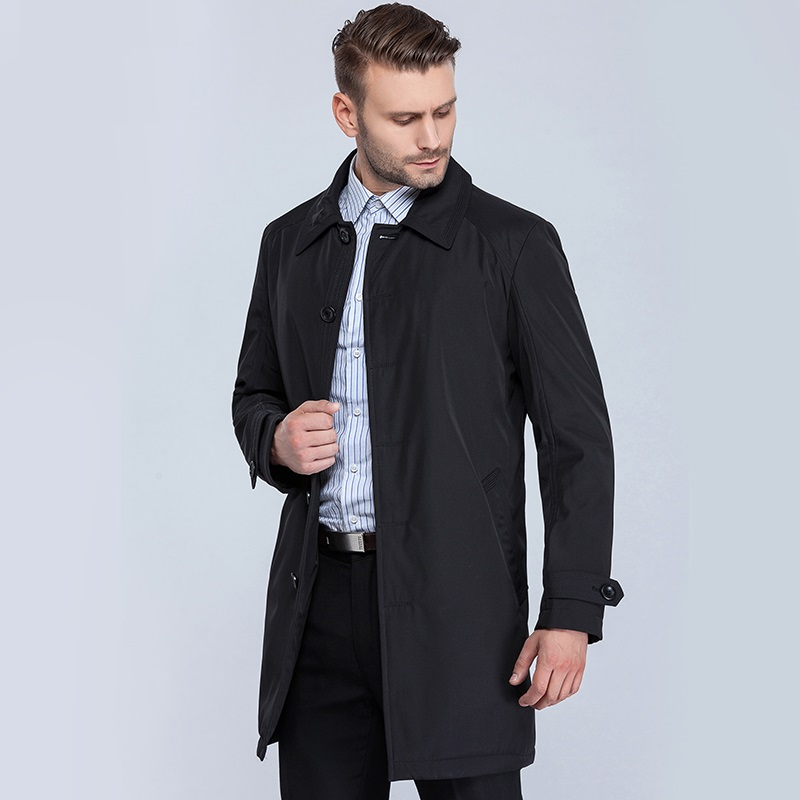 Trench Coat for Autumn