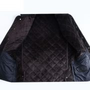 Bussiness Causual Mens Quilted Jacket-11