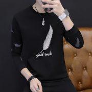 Elegant Casual Sweatshirt-3