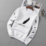 Elegant Casual Sweatshirt-4