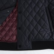 Men Fashion Quilted Bomber Jacket20