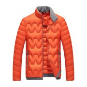 Winter Youth Self-Cultivation Down Jacket -3