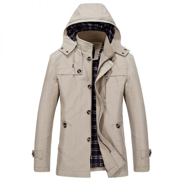 Stylish Casual Winter Coat