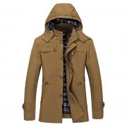 Stylish Casual Winter Coat-3