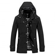 Stylish Casual Winter Coat-4