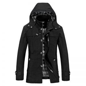 Stylish Casual Winter Coat-4