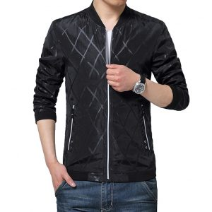 Brand Bomber Jacket Men-1