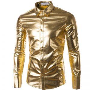 Men's Night Club Shirt