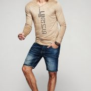 Fashionable Men'S T-Shirt T-100-3