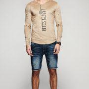 Fashionable Men'S T-Shirt T-100-5
