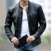 Luxe Leather Jacket1