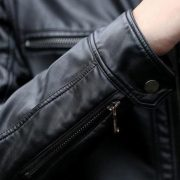 Luxe Leather Jacket23