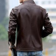 Luxe Leather Jacket4