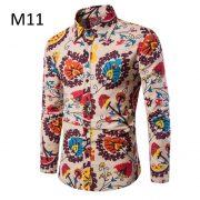 Men'S Hawaiian Shirt TJ100-1