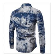 Men'S Hawaiian Shirt TJ100-10