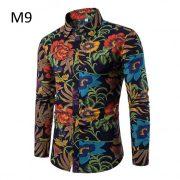 Men'S Hawaiian Shirt TJ100-16
