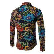 Men'S Hawaiian Shirt TJ100-17