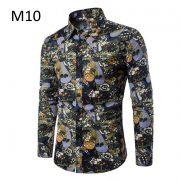 Men'S Hawaiian Shirt TJ100-18