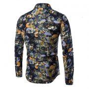 Men'S Hawaiian Shirt TJ100-19