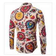 Men'S Hawaiian Shirt TJ100-2