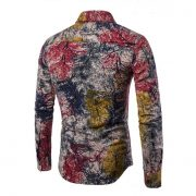 Men'S Hawaiian Shirt TJ100-21