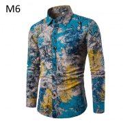 Men'S Hawaiian Shirt TJ100-22