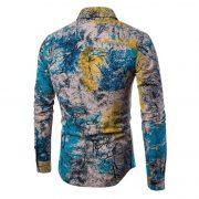Men'S Hawaiian Shirt TJ100-23