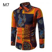 Men'S Hawaiian Shirt TJ100-24